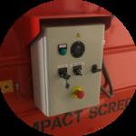 Armoire électrique compact screeners CS 20 60