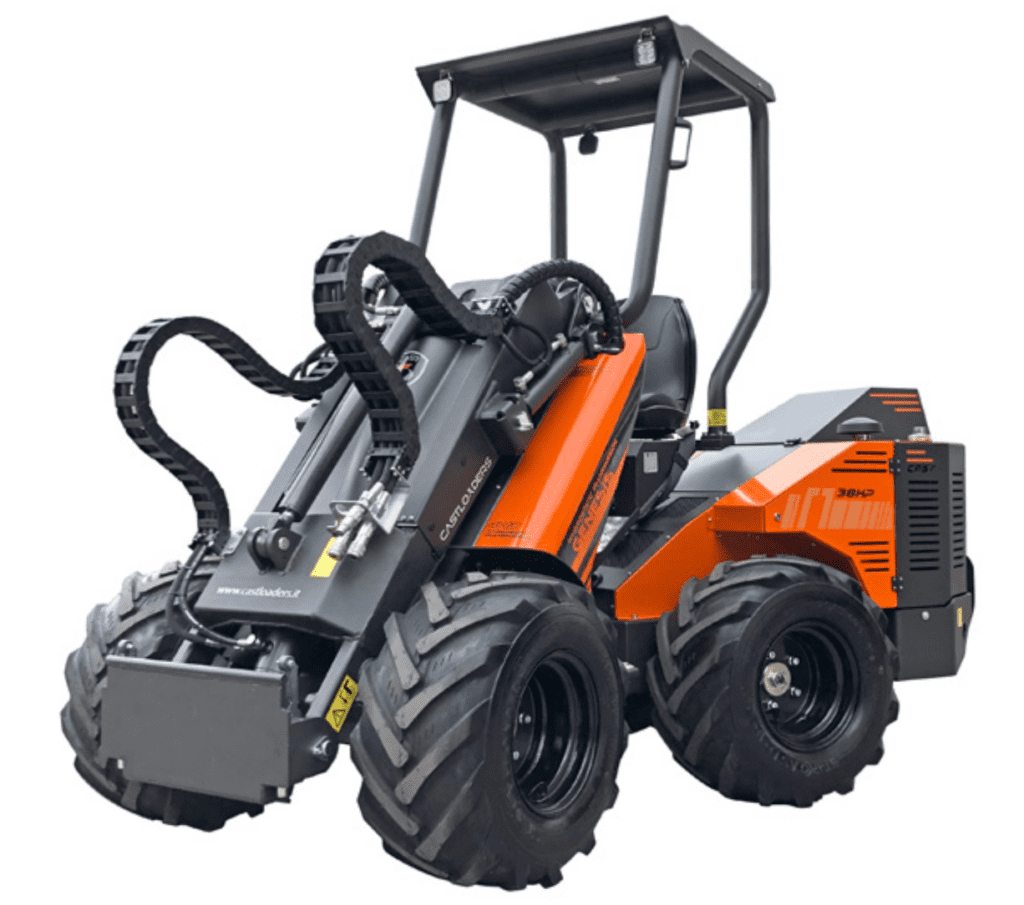 Chargeuse compacte Cast Loaders Genesis