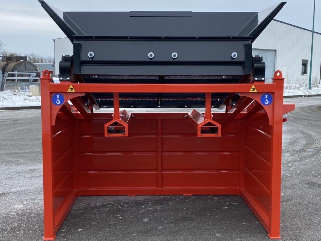 Compact Screeners CS 20 - 40 Crible made in France