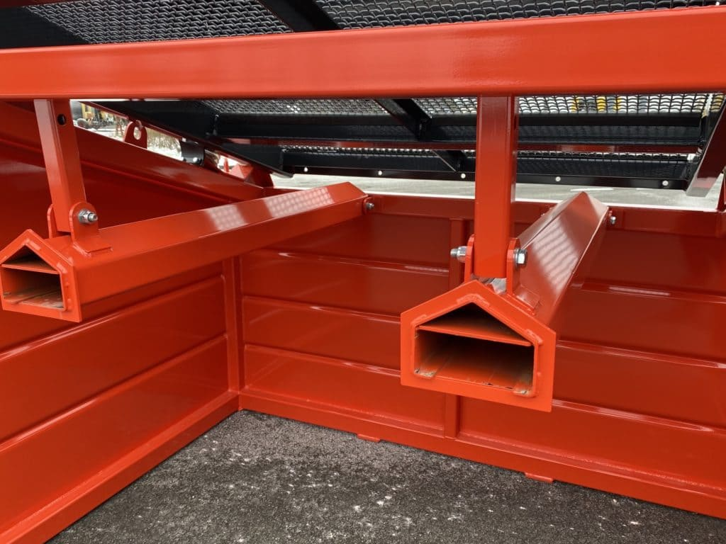 Fourches transport Compact Screeners CS20-40