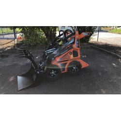 Chargeuse compact Worky Quad SSQ 11