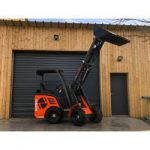 Chargeur télescopique compact Cast Loaders 825d