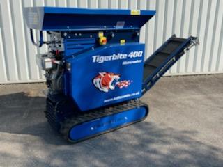 Mni concasseur sur chenilles Tigerbite 400