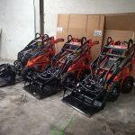 Chargeuses WorkyQuad
